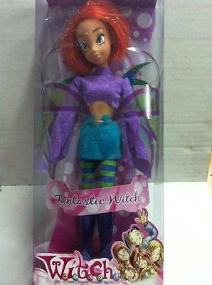"Disney W.I.T.C.H. WILL as Witch 14"" DOLL MIB"