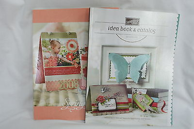 Stampin' Up Idea Book and Catalogs 2008