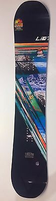 Lib Tech T Rice snowboard 157cm 157 hybrid twin Freestyle magnatraction Travis