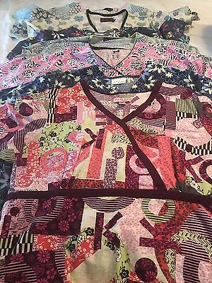 Lot Of Scrubs 2X And 3X