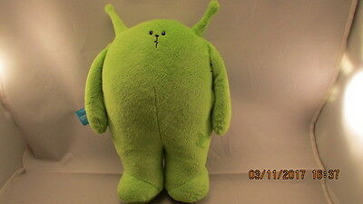 Smoodoos Green Plush Rob Stoffier Germany
