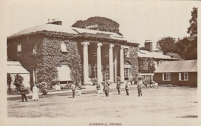 Digswell House, Country House, Herefordshire, Rp, 1921