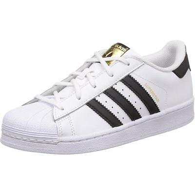 JUNIOR Foundation ADIDAS SUPERSTAR Foundation JUNIOR Blanco Core Negro Sneakers C77154 d02e74
