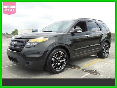 2014 Ford Explorer Sport 2014 Sport Used Certified Turbo 3.5L V6 24V Automatic Four Wheel Drive SUV