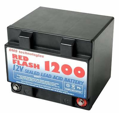 Red Flash 1200 Battery