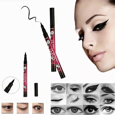NEW Black 36H Waterproof Pen Precision Liquid Eyeliner Eye Liner Make Up