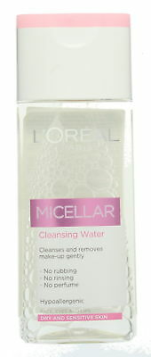 L'Oreal Micellar Cleansing Water Dry and Sensitive Skin 200ml