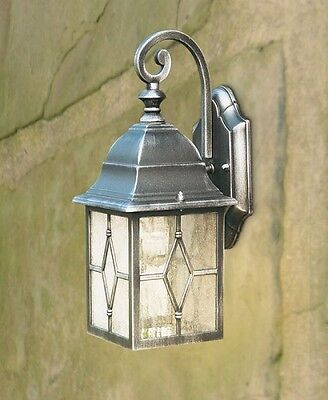Vintage Wall Light Outdoor Sconce Hanging Lantern Garden Patio Balcony Ornament