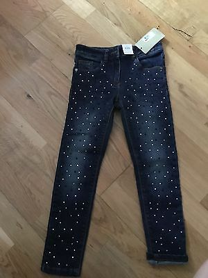 Girls Jeans 7-8 Years M&S