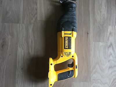 Dewalt XRP Reciprocating Saw 18V DC380