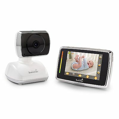 Summer Infant Touchscreen Digital Color Video Baby Monitor System