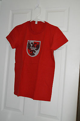 *girl's New Found Glory T-Shirt, Medium- Bridge Nine- Excellent Condition*