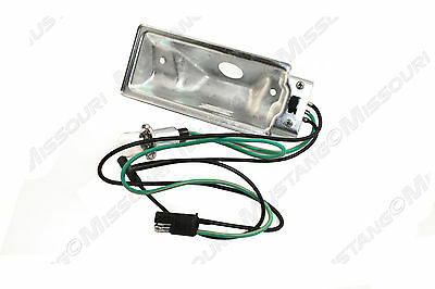 1969-1970 Ford Mustang Map Light for Standard Interior