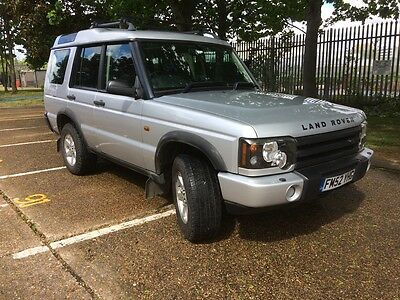 2003 Land Rover Discovery TD5 Manual Deisel (7 Seats)