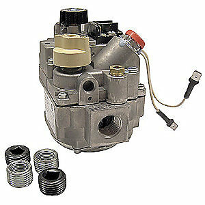 ROBERTSHAW Gas Valve,Slow Opening,100,000 BtuH, 700-434