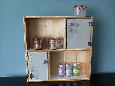 Hand made kitchen wall shelves / Shelf / Cabinet - Local Delivery Available