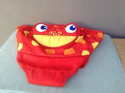 fisher price jumperoo spare / replacement parts red frog fabric seat