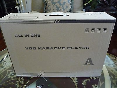 Lemon KTV KHP 8832 All in one Android DVD HDD karaoke player Including 2TB HDD