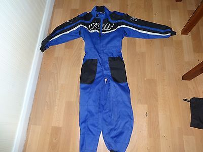 Excellent Condition * Wulfsport * Off Road / Trials Suit Size Large Boys