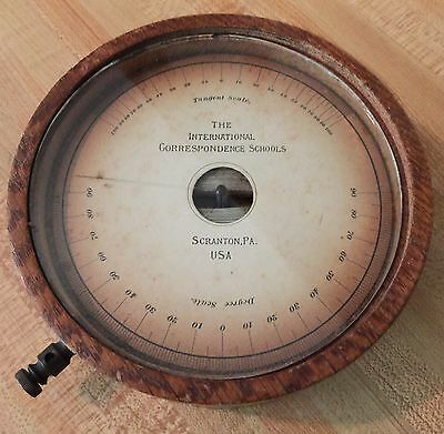 Antique Galvanometer International Correspondence School Scranton PA