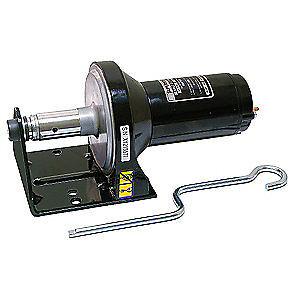 SUPERWINCH Electric Winch,1-4/5HP,12VDC, 1145