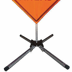 USA-SIGN Steel Compact Stand, 669-C-101-S-KLSH