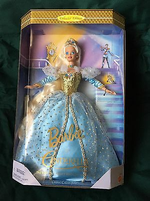 Barbie as Cinderella 1997 Doll