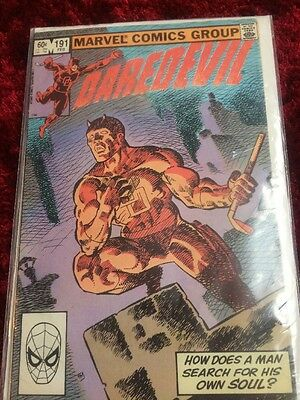 Daredevil Issue 191