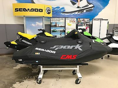 Sea Doo Watercraft Jet Ski Cover Spark Rotax 900 ACE 2UP 2014 2015 2016 No Box