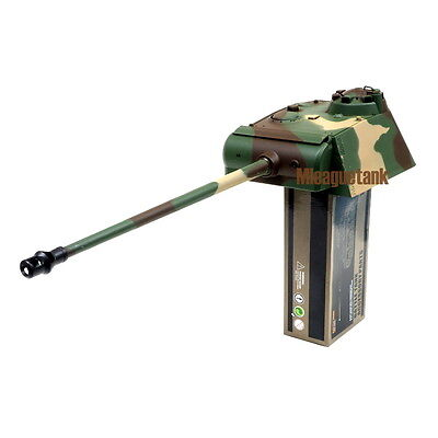 1:16 Heng Long 3879 German Panther G 5.2 Version Turret With Airsoft Gearbox