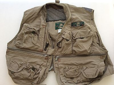 Orvis Fly Fishing Vest XL--- New without tags--Easy entry--USA