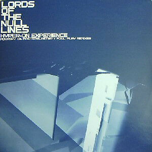 "Hyper On Experience ‎– Lords Of The Null Lines (Remixes) 12"" Vinyl SHADOW 165 R"