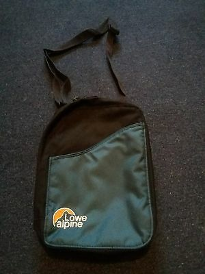 climbers document pouch/bag