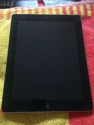 Apple iPad 2 32GB , -Wi-Fi  Cellular 9.7in - Black
