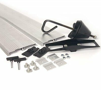 Rhino Rack Spare Tire and Wheel Carrier Roof Top SPWC