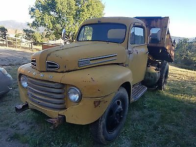 1946 Ford Other  1946 ford F-6 Dump Truck