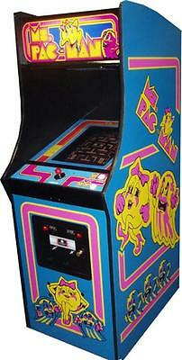 New Ms Pacman Classic Arcade Game