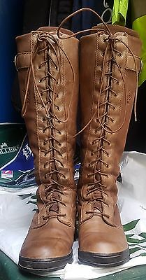Ariat Conniston size uk 5.5 brown boots