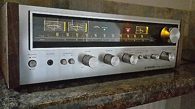Vintage Pioneer SX-590 Stereo Receiver Amplifier with PHONO Stage