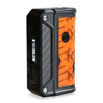 Original Lost Vape Therion DNA 166W TC Box Mod - [DARKSALMON] -