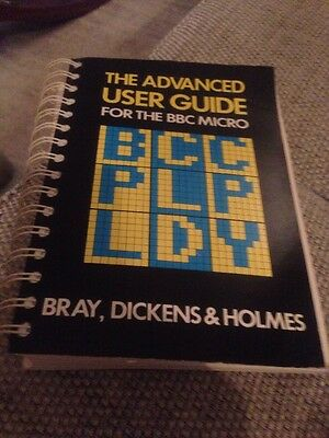 Vintage Computer Book THE ADVANCED USER GUIDE for the BBC Micro