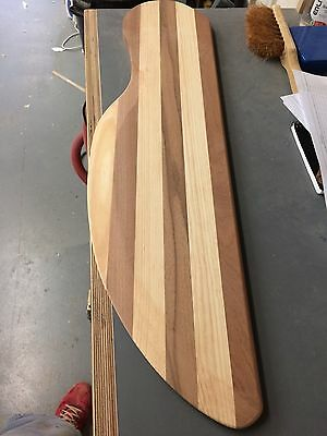 Miracle sailing dinghy rudder