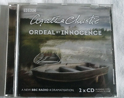 Agatha Christie : Ordeal By Innocence Bbc Radio Dramatisation 2 Disc Audio Cd