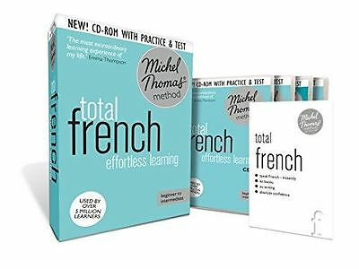 Total French: Revised (Learn French with the Michel Thomas Method) (A  Hodder Ed
