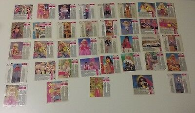 Sindy AKAS 1-46 Bubble Gum Wrappers 37 pcs, Sammelkarten