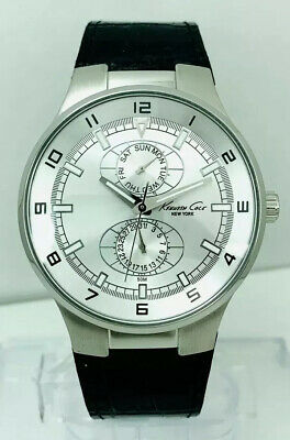 Kenneth Cole Men's Multifunction Stainless Steel KC1307 Watch
