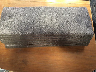 22 inches (55cm) 12x STAIR PADS / TREADS SOFT PILE DOVE GREY  BN CHEAP #3203