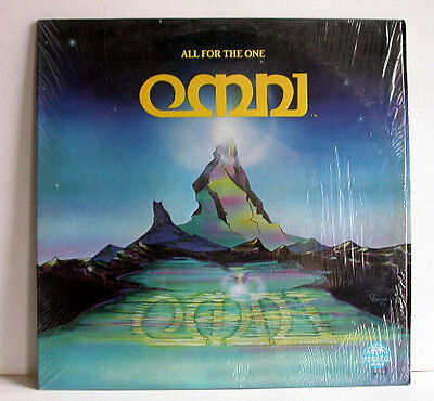 Lp,All for one,Omni 82,ex',soul,funk,disco,music,audio,collectables,home