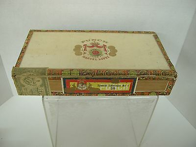VINTAGE CIGAR BOX PUNCH SPECIAL SELECTION No1