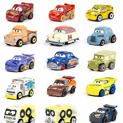 Disney Pixar Cars 3 Mini Racers Die Cast Assortment Choose From 24 Models!!!